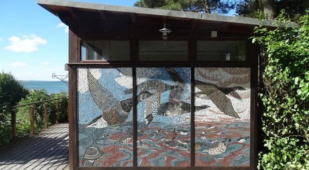 Artwork: Mount Stewart mosaic
