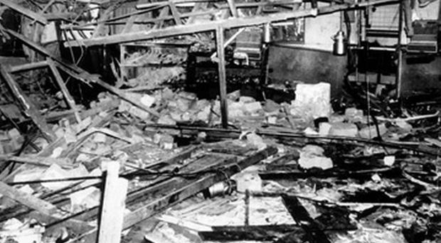 A total of 21 people died in the IRA Birmingham pub bombings