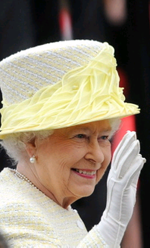 The Queen arrives at Crumlin Road Gaol