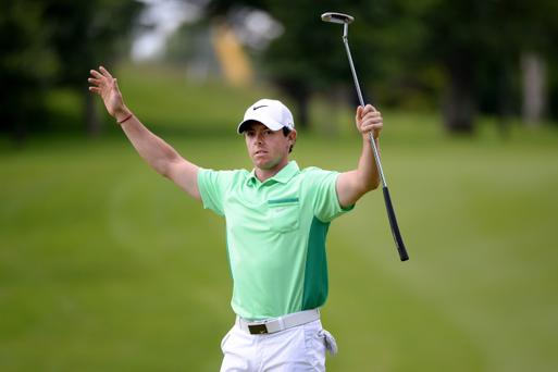Rory McIlroy will represent Ireland at the next Olympics