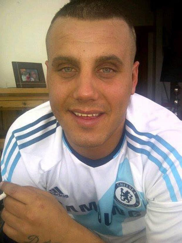 James Kelly from Northern Ireland who drowned on holiday in Bulgaria