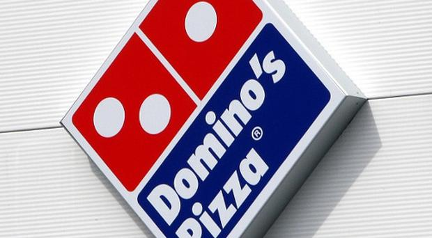 Domino's Pizza said strong online sales and surging demand for takeaways in the wet summer weather would see it deliver better-than-expected annual results
