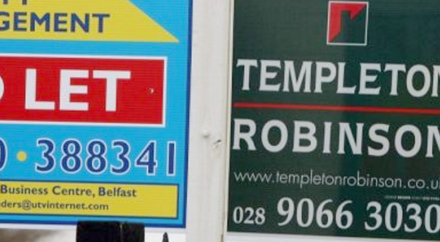 Rent for office space in Belfast is expected to be in excess of £16 per foot in 12 months time