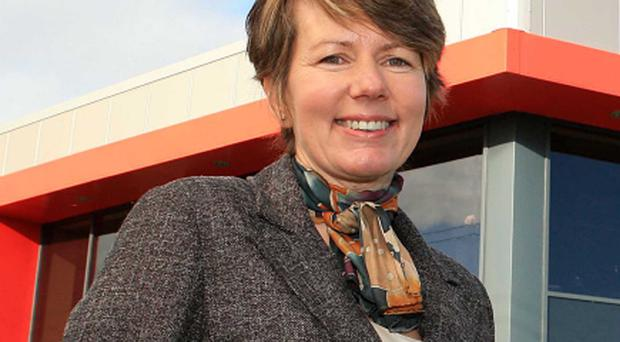 Chair of the Parades Commission, Anne Henderson
