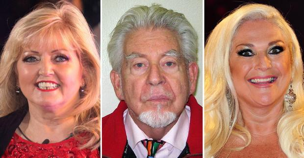 Linda Nolan, Rolf Harris and Vanessa Feltz, as paedophile Rolf Harris also sexually assaulted singer Linda Nolan and TV presenter Vanessa Feltz, it has been claimed.