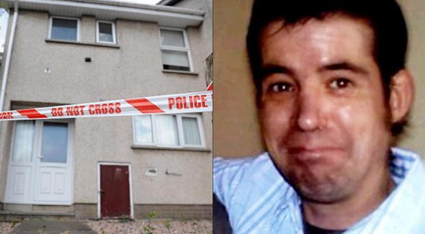 Owen Creaney, from Lurgan, suffered a sustained, brutal attack.