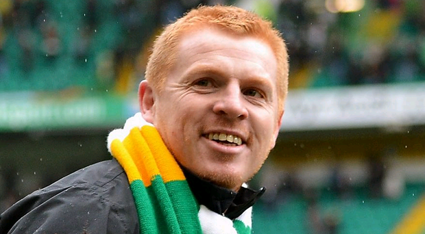 Neil Lennon, Celtic coach