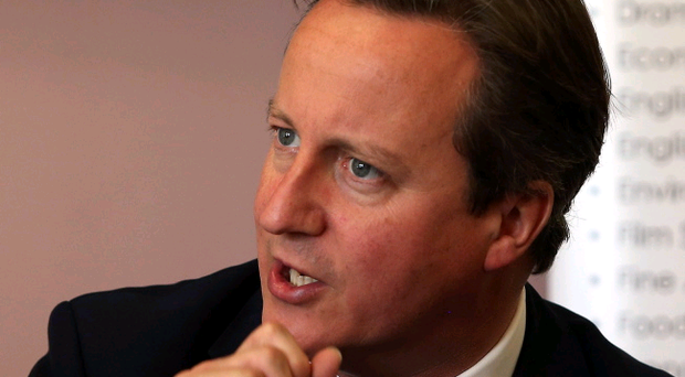 Prime Minister David Cameron: 'It is the foundation for prosecutions of paedophiles, drug dealers and fraudsters'