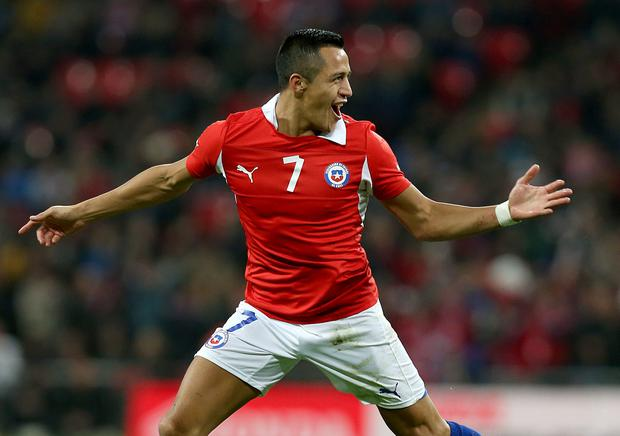 Striker Alexis Sanchez has agreed to join Arsenal on a long-term contract