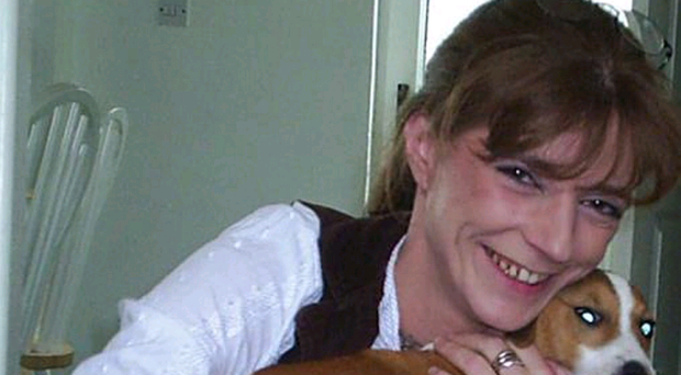 Back home: Nollaig O'Connor who was missing for a year