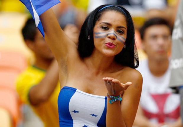The beautiful game - football fans from around the world. Fans pictures from the 2014 Brazil World Cup.