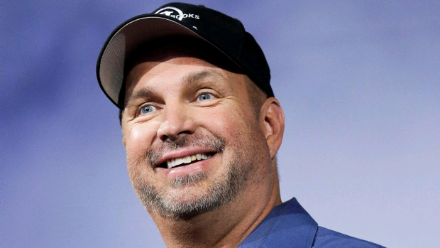 Country music star Garth Brooks: 'An unmissable national celebration.' (AP Photo/Mark Humphrey)