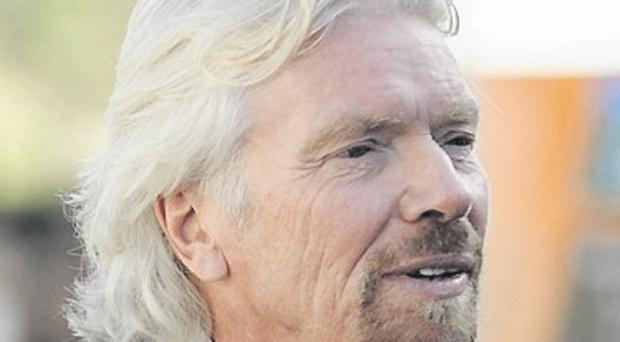 Conference: Sir Richard Branson