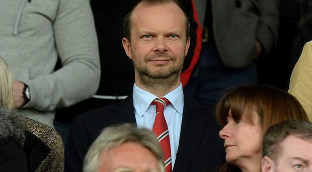 Ed Woodward insists Manchester United are ready and willing to break the British transfer record if new manager Louis van Gaal decides they need to do so