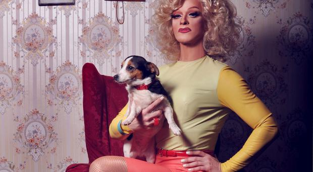 Panti Bliss, one of Dublin's foremost drag queens