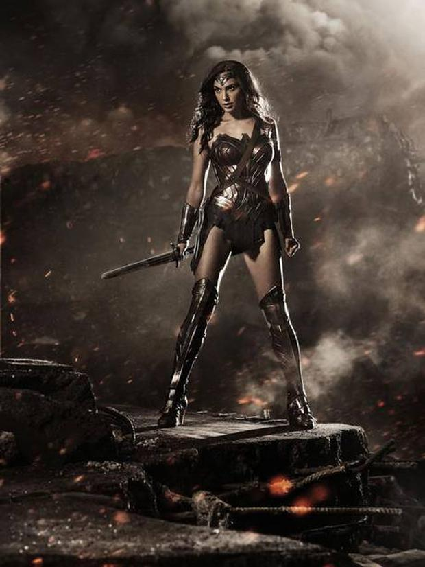 Israeli actress Gal Gadot was recently unveiled as the caped superhero in Zack Snyder's new DC movie Batman v. Superman: Dawn of Justice