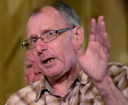 Clint Massey, a former resident at Kincora, was raped by William McGrath
