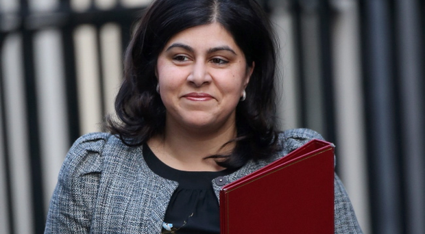 Minister Baroness Warsi has resigned from government over its policy on Gaza