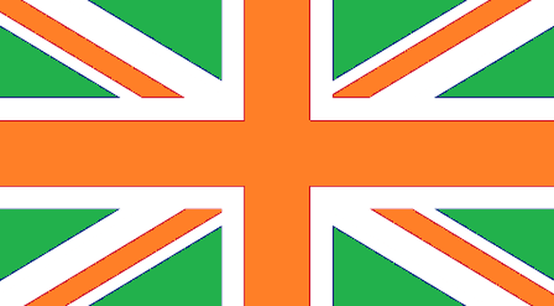 Northern Ireland flag submissions - by Belfast Telegraph readers. Taking the idea that no matter what new flag is proposed it will cause fury with at least one set of mouth breathers on either side how about this radical design that will infuriate bigots on both sides equally? Perhaps they can finally be united through flag hatred? Submitted by Mick McMenemie