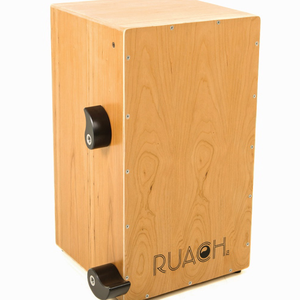 One of Stephen's cajon drums