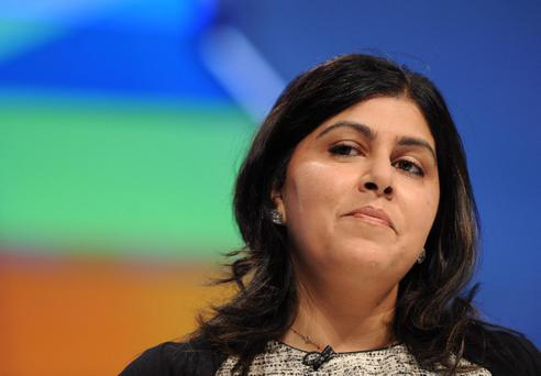 Britain's first Muslim cabinet minister Baroness Warsi resigned this week over the Government's stance on Gaza