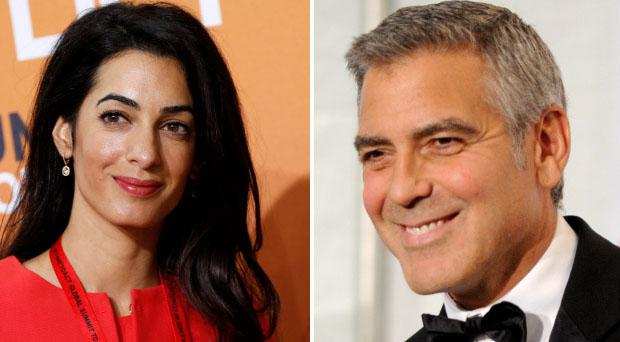 George Clooney's fiancee, lawyer Amal Alamuddin, has been chosen by the UN to investigate allegations of violations of the rules of war in Gaza