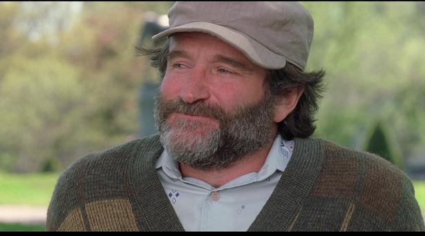 Robin Williams in Good Will Hunting (1997)