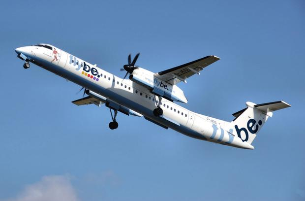 Fly-Bee: Bee forced Flybe flight BE384 to turn back to Southampton