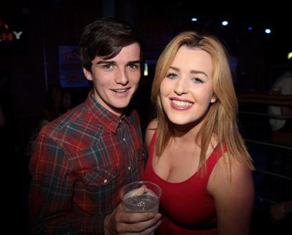 People out at the Limelight by Liam McBurney/RAZORPIX 14th August 2014