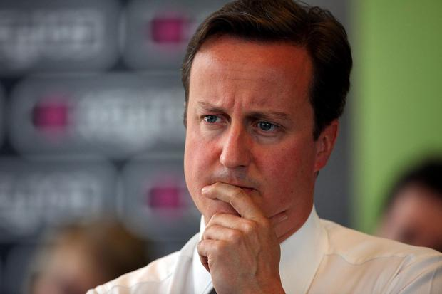 Prime Minister David Cameron has said that the advance of Islamic State extremists poses a