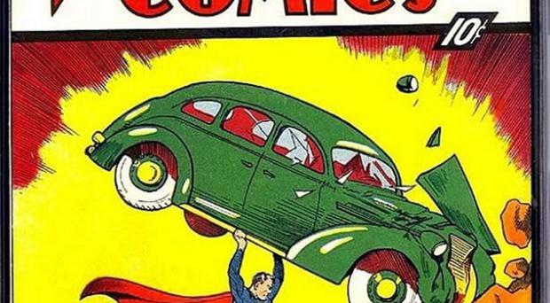 An auction in 2011 saw Nicholas Cage's copy of the comic sold for $2.1 million