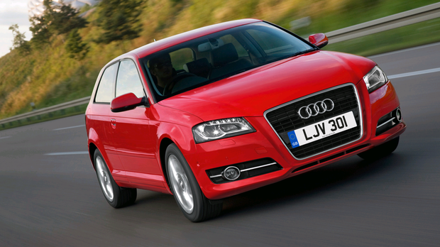 The new Audi A3