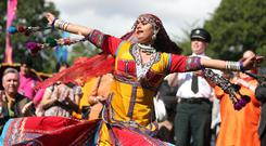 Last year's Belfast Mela in Botanic Gardens attracted 20,000 visitors