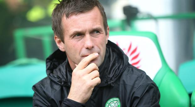 Celtic manager Ronny Delia (Photo by Ian MacNicol/Getty Images)