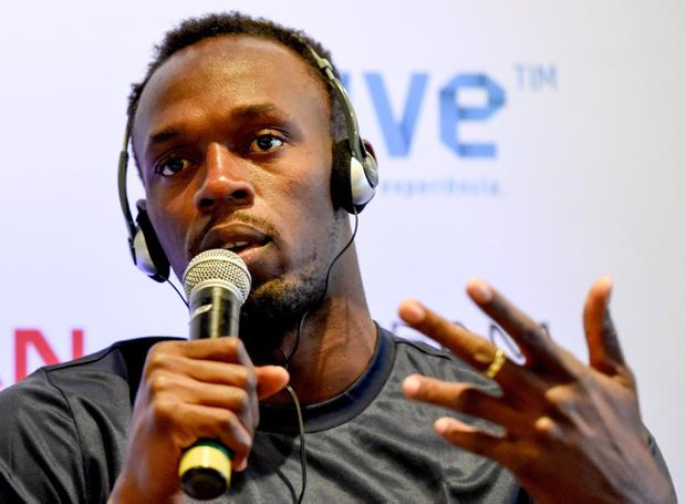 Usain Bolt (Photo by Buda Mendes/Getty Images)