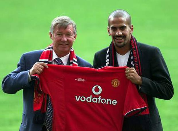 United have always struggled to sign the very best players from Europe, missing out on the likes of Ronaldinho