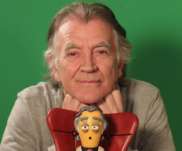 Gerry Anderson's voice is silenced, but his memory will live on