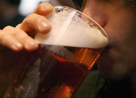 "NHS advice states ""The best way to avoid a hangover is not to drink."""