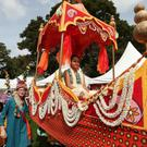 Belfast Mela festival: 20,000 flock to Botanic Gardens to celebrate diversity and culture. Pic by Kelvin Boyes/Press Eye