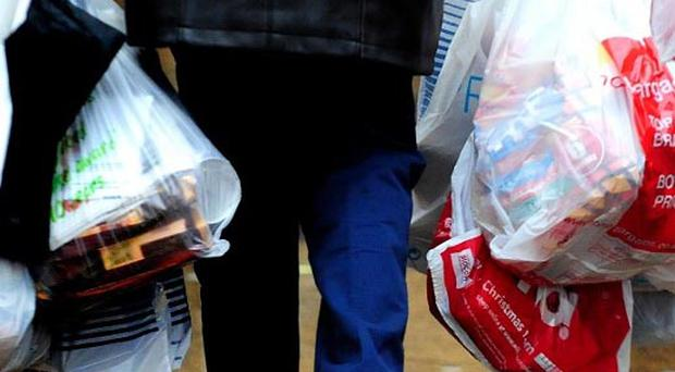 Quarter of a billion less plastic bags used in Northern Ireland since the introduction of the bag tax levy