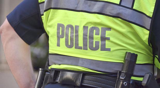 A woman has died after a two car crash in Carrickfergus