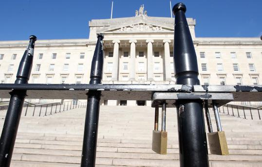 Stormont's budget crisis illustrates Belfast Agreement is based on a flawed premise