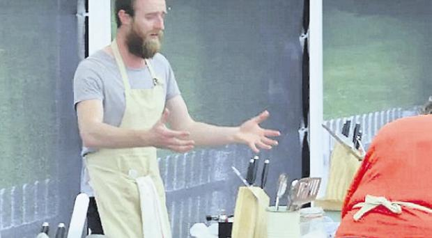 The baked Alaska incident which ultimately led to the Belfast-born baker Iain Watters walking away from the competition