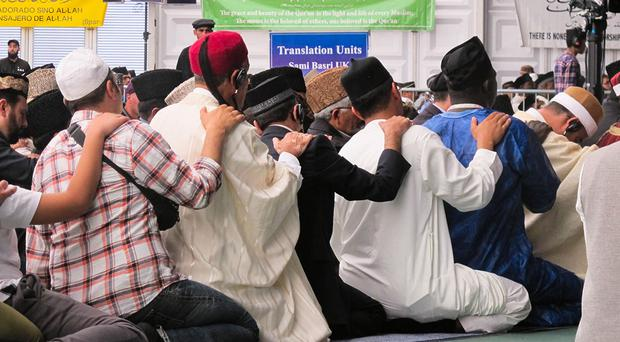 Jalsa Salana: the International Annual Gathering of the Ahmadiyya Muslim Community