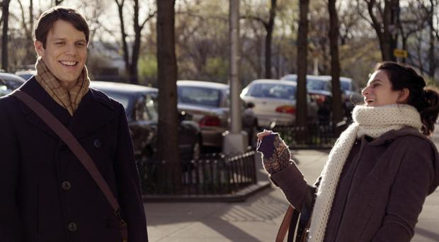 Stand out: Jenny Slate is outstanding in the lead role of Donna Stern in Obvious Child
