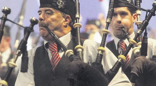 Sound of music: Belfast Military Tattoo at the Odyssey