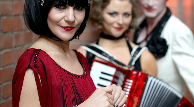 Classic role: Kerri Quinn is playing Sally Bowles in Cabaret at Belfast's Mac