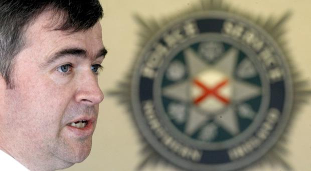 Drew Harris has been named PSNI deputy chief constable