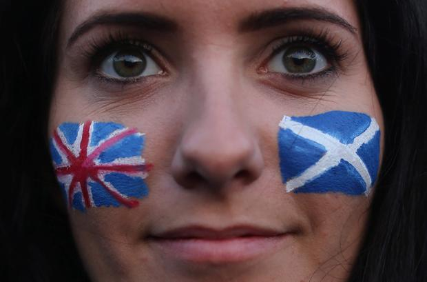 Millions go to the polls on Thursday to decide Yes or No to Scottish independence (Photo by Dan Kitwood/Getty Images)