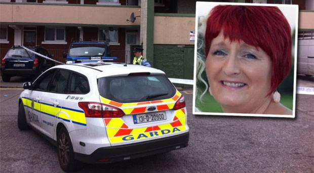 The victim has been named locally as Rose Kenny